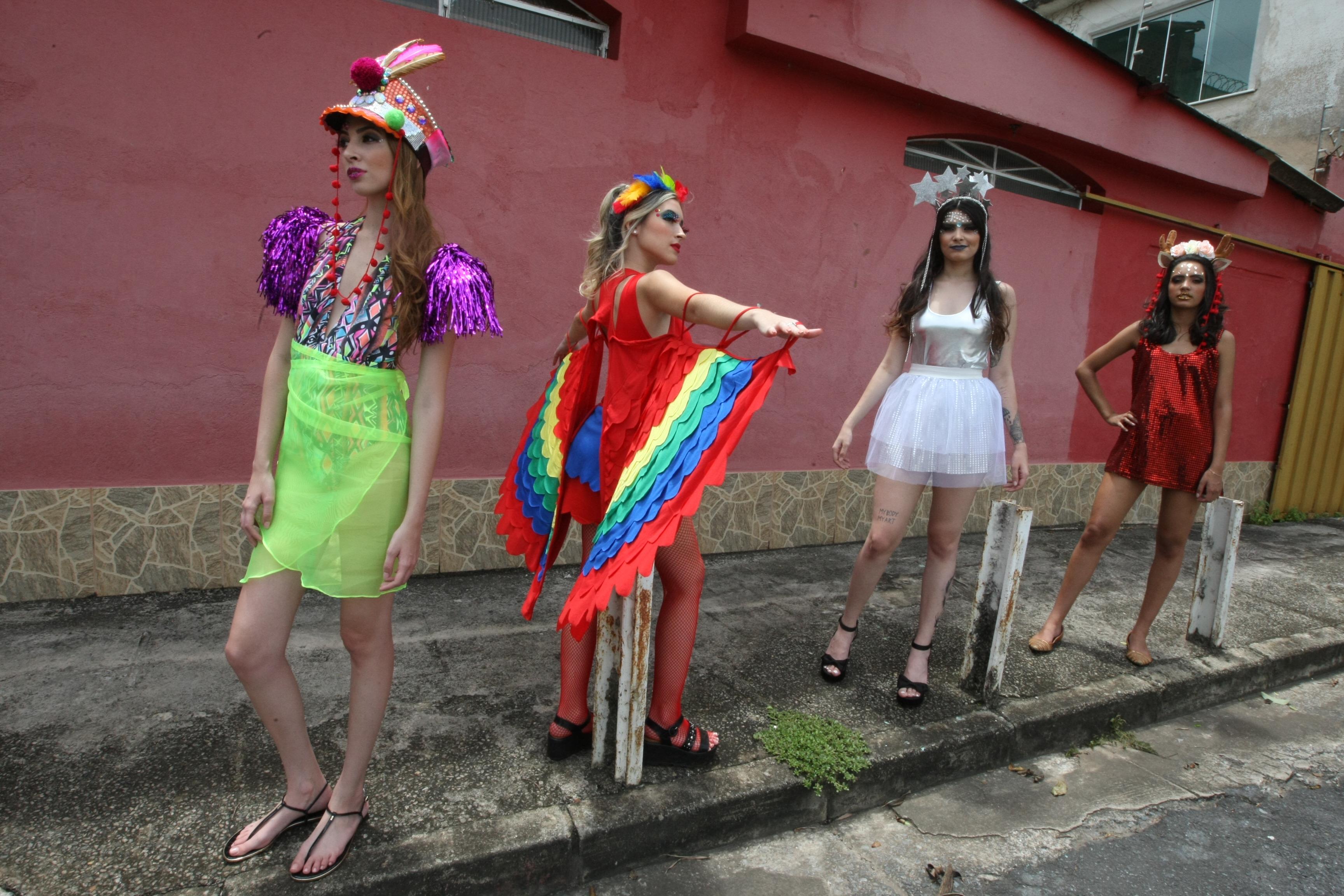 Ensaio Carnaval 2018