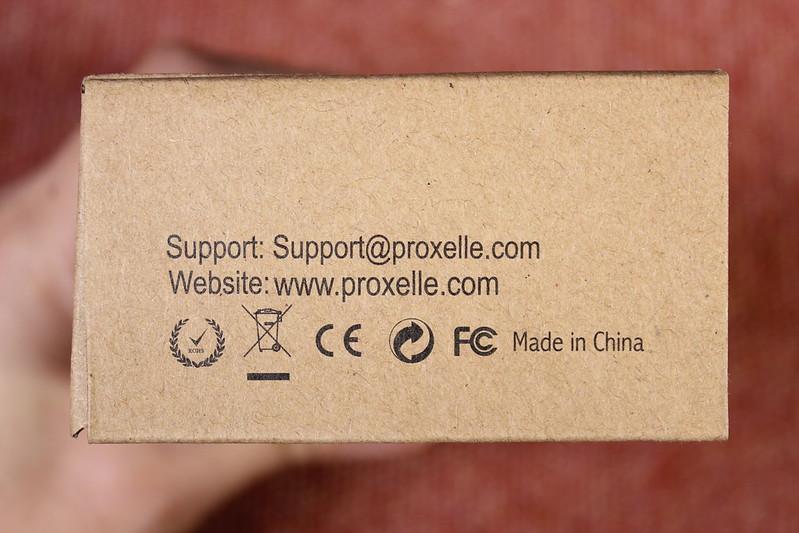 Proxelle Bluetoothイヤホン 開封レビュー (4)