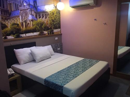 eurotel clark room
