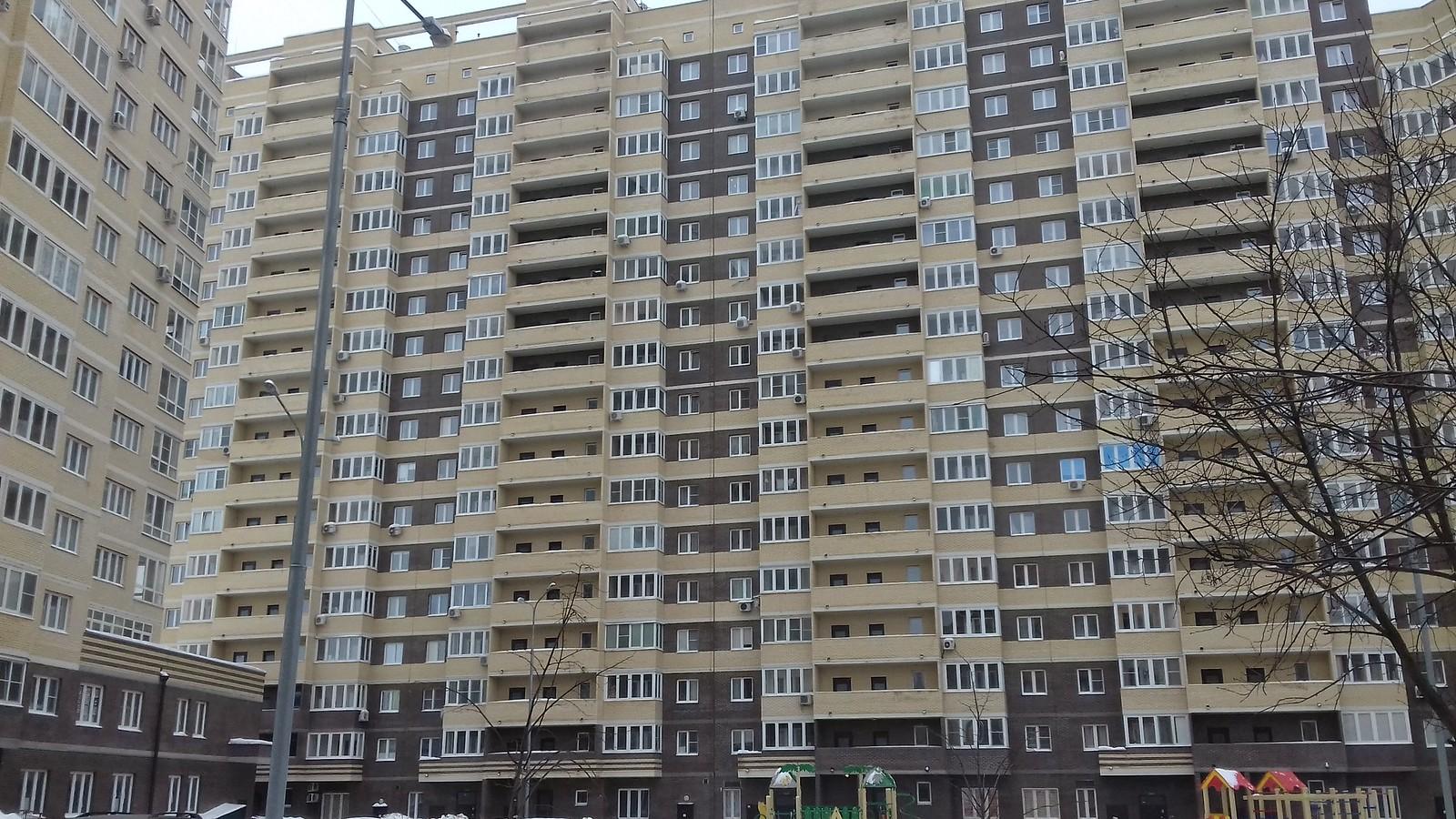 Посёлок Коммунарка (Москва). Часть вторая