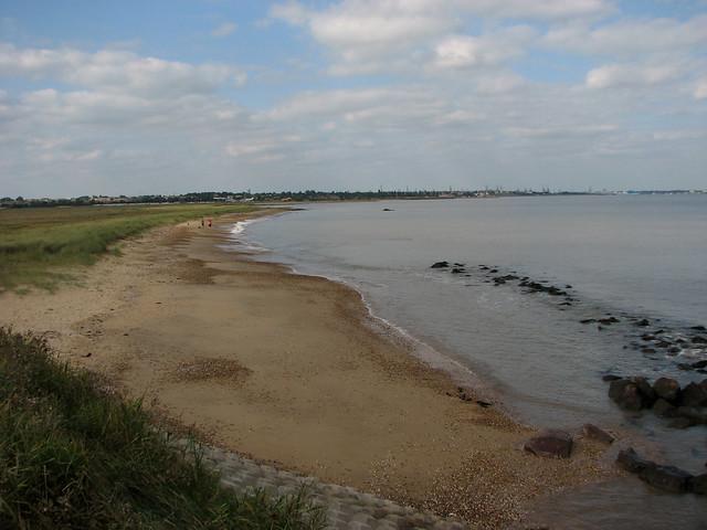 Irlam's Beach, Dovercourt