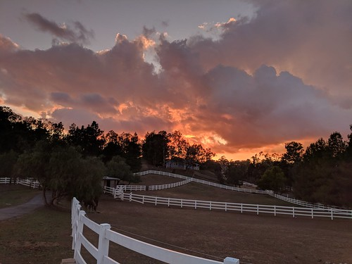 life ranch work play farm horses pasture wild free room space freedom adventures mylife southerncalifornia sunset rain weather grass february exploring world photo image snap click colorful beautiful wonder nature landscape
