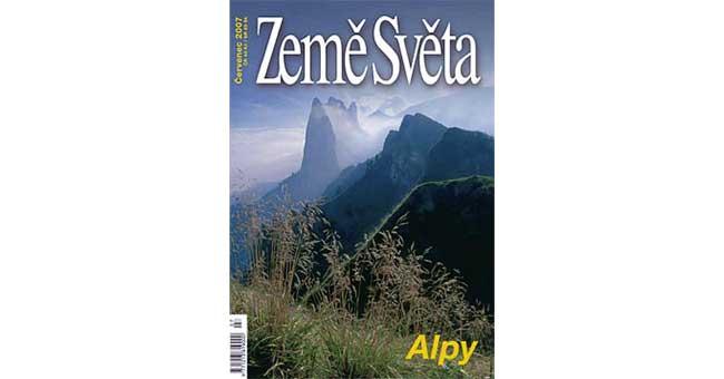 Země světa 7 - Alpy