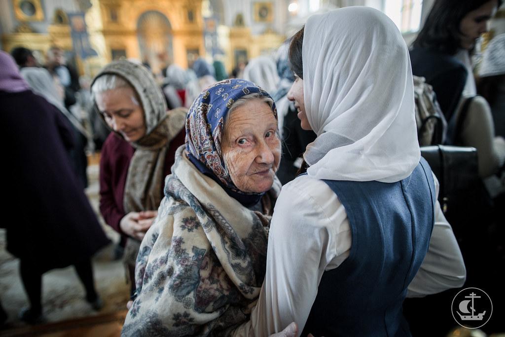 25 февраля 2018, Неделя Торжества Православия / 25 February 2018, The Sunday of the Triumph of Orthodoxy