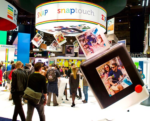 Polaroid Booth CES 2018