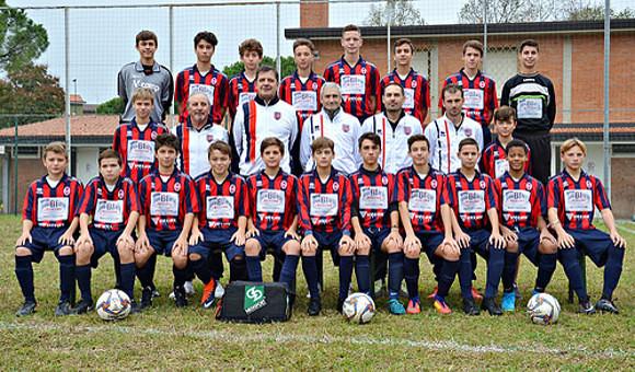 Giovanissimi Regionali, Real Grezzanalugo - Virtus 2-1