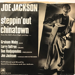 JOE JACKSON:STEPPIN' OUT(JACKET B)