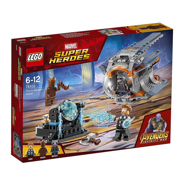 76102 Thor's Weapon Quest 1