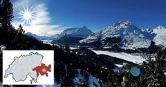 Engadin Svatý Mořic - nejstarší lyžařská značka světa