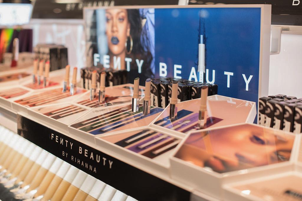 Fenty Beauty by Rihanna review, candace hampton