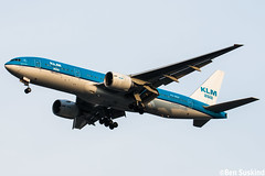 PH-BQF - Boeing 777-206(ER)