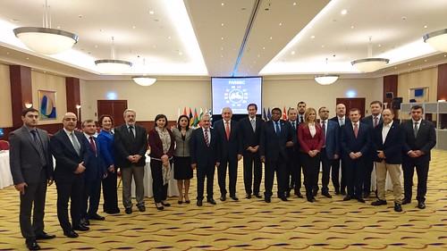 06.03.2018 Reuniunea Secretarilor generali ai Parlamentelor statelor membre OCEMN