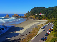 Heceta Head Lighthouse State Scenic Viewpoint