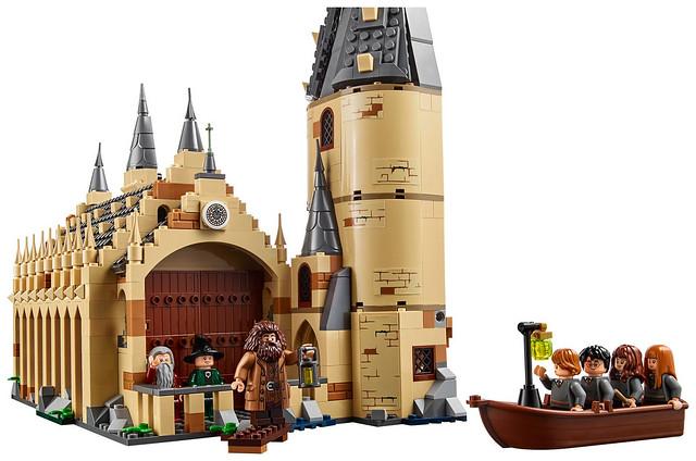 再次重溫進入魔法世界的感動吧~LEGO 75954《哈利波特》霍格華茲大廳 Harry Potter Hogwarts Great Hall