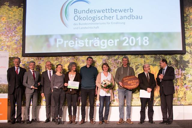Bundespreis Ökolandbau 2018