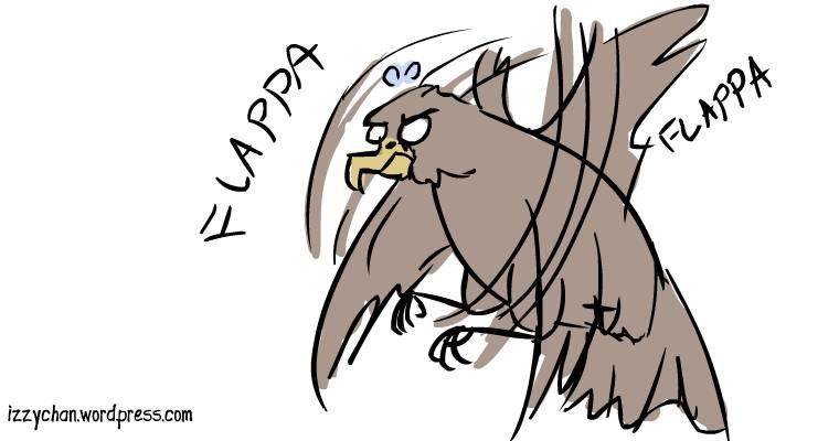 hawk flappa flappa