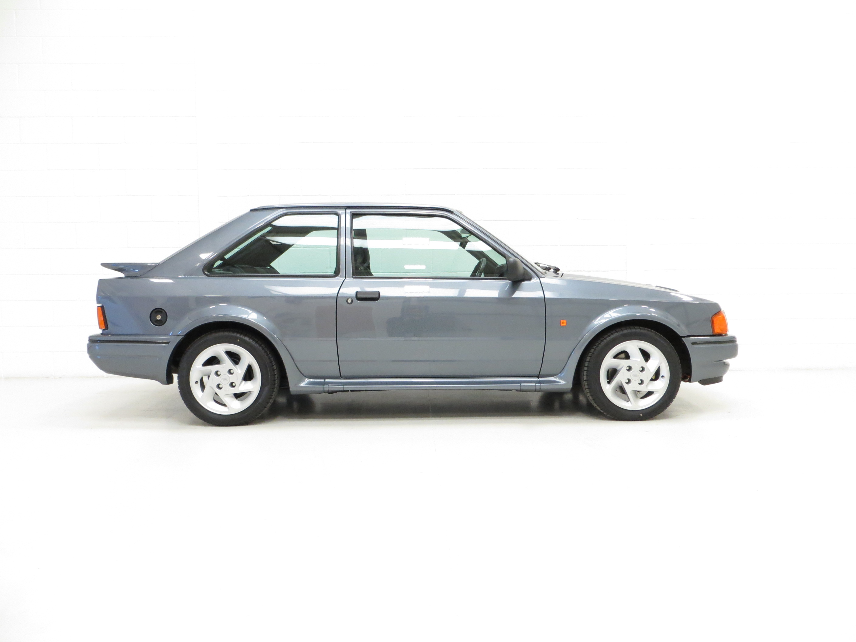 1987 Ford Escort RS Turbo Series 2 by KGF Classic Cars, on Flickr