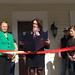"""January 27, 2018. At the Ribbon Cutting of the foundation's new home in Niantic - """"Brian's Healing Hearts"""" Center for Healing and Hope."""