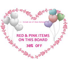 -AZUL- Valentine Sale