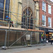 Start of work Worcester City England 12 February 2018 1