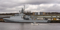HMS FORTH  P222