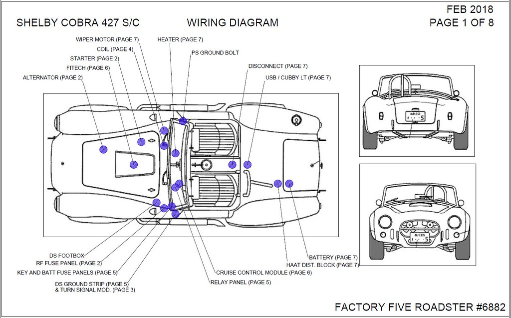 finishing a wiring diagram for my build rh thefactoryfiveforum com factory five mk4 wiring diagram factory five cobra wiring diagram