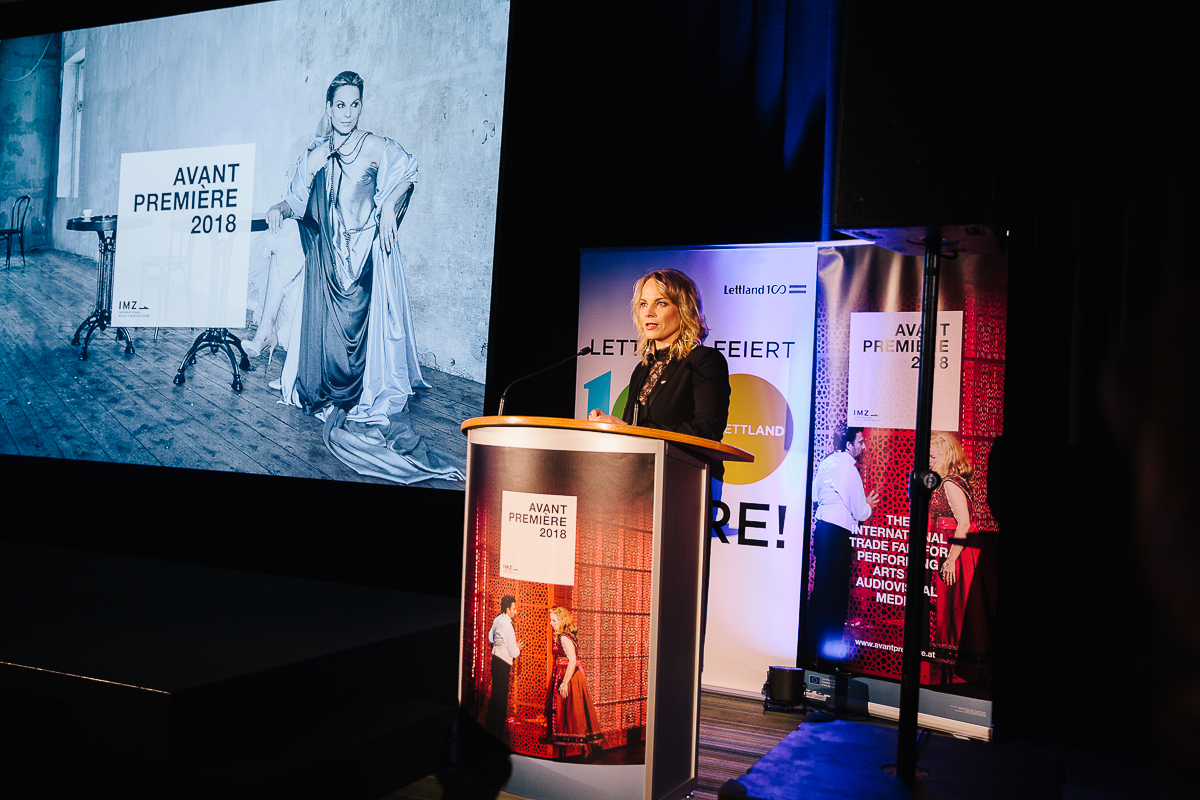Avant Première 2018 – Special Screening 'Hide And Seek. Elīna Garanča'