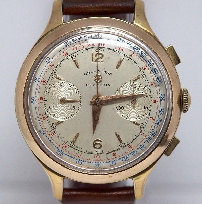 collection - Un autre chrono vintage arrive dans ma collection , l'Election oversize  40555983431_bd8e6835b9_c