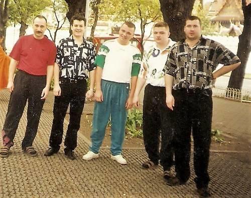 Сергей Дубовой, Максим Ефимов, Дмитрий Герман, Дмитрий Зыков