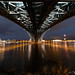 Theodor Heuss Bridge Mainz DE by stavros karamanis