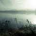 Mist over Foulridge Reservoir