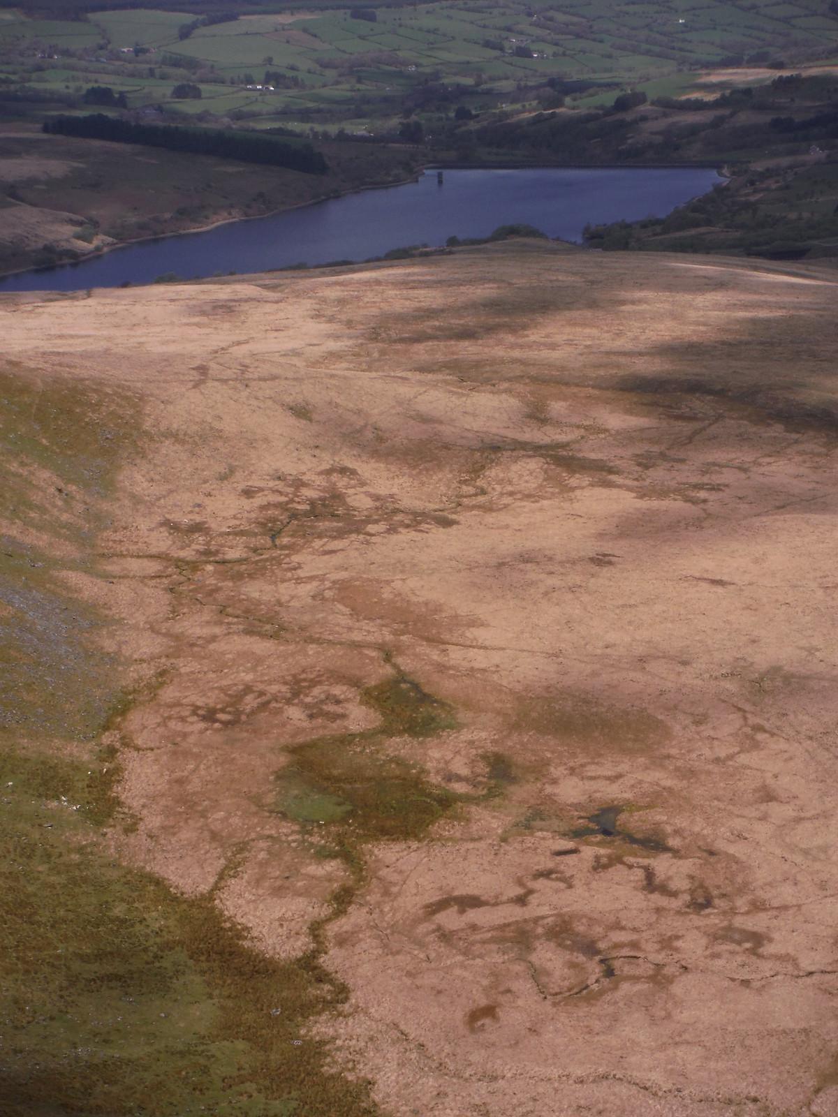 Cray Reservoir SWC Walk 307 - Fforest Fawr Traverse (Craig y Nos to Llwyn-y-celyn)