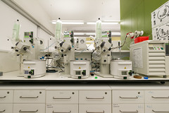 QUT Science and Engineering Faculty's chemical laboratories