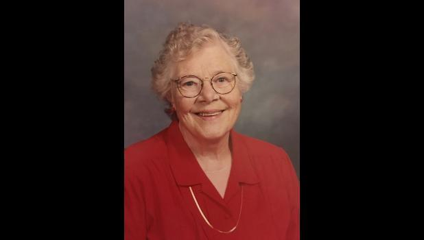 Florence Walker, 93