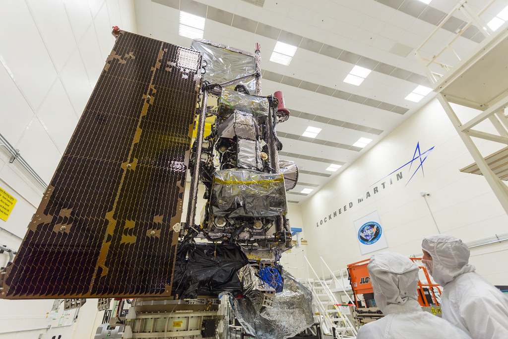 GOES-S Satellite