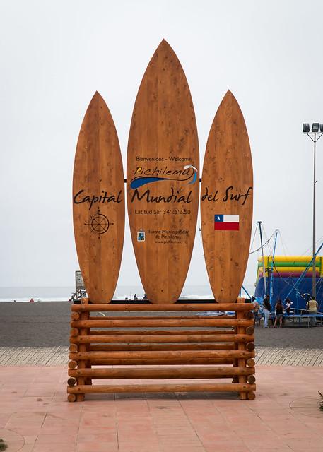 Pichilemu - Hauptstadt der Surfer