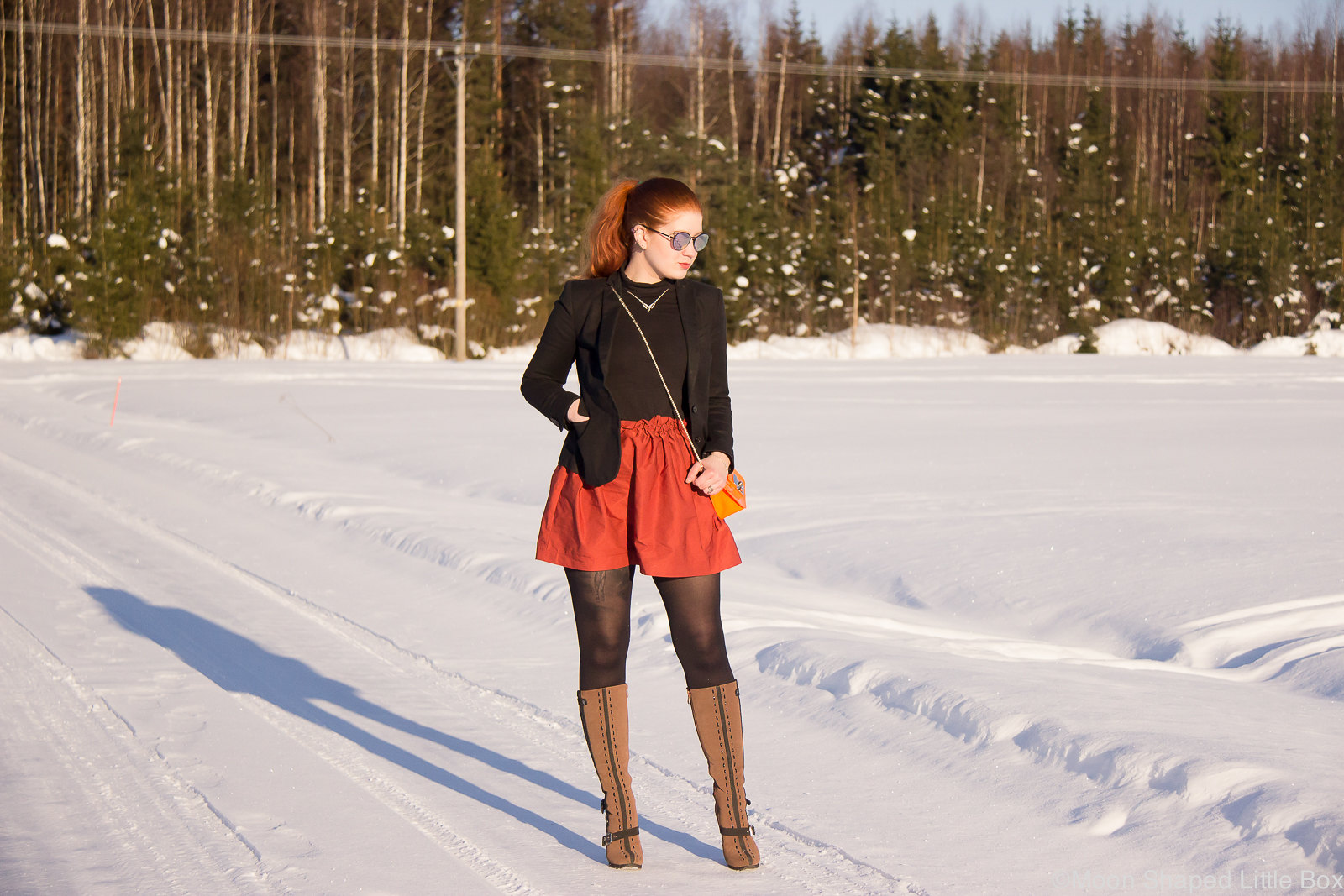 Outfit, Styleblogger, Winter fashion, päivän asu, tyylibloggaaja