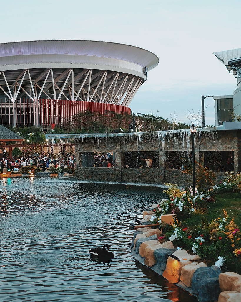 Newest Philippine Attraction: Ciudad de Victoria | The Garden