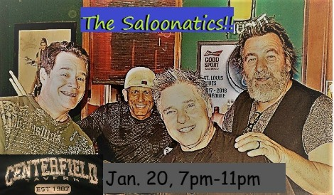 Saloonatics 1-20-18
