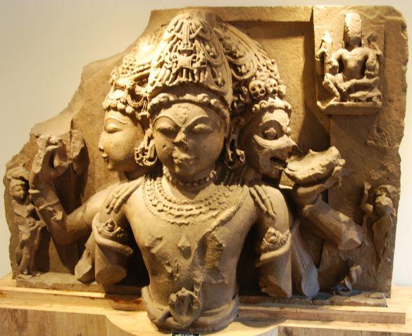 DSC_8453BhopalStateMuseumSadashiva11thCenturyADGyaraspur