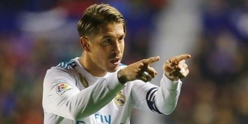 Sergio Ramos : Musim Terburuk Bagi Real Madrid!