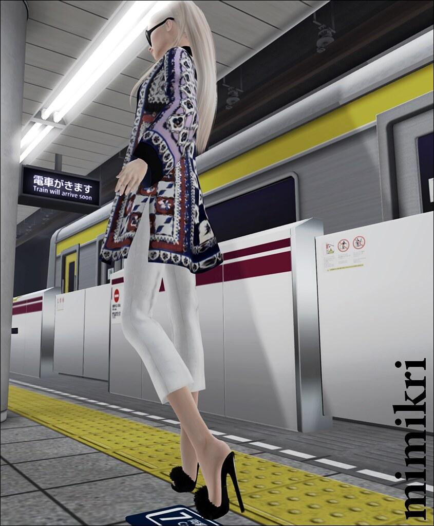 """mimikri @ Tres Chic..."""" Emi """" - TeleportHub.com Live!"""