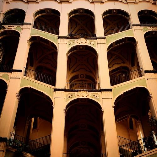 Napoli, palazzo dello Spagunolo