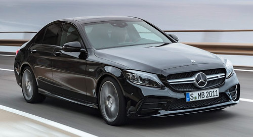 2019 Mercedes-AMG C43 4Matic Gets 390 PS, Minor Styling Changes