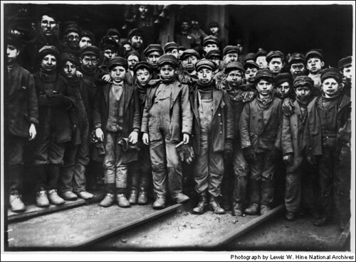 BreakerBoys Lewis Hine