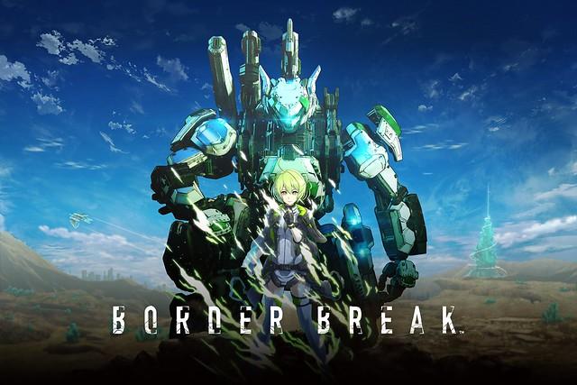 隨著PS4新作發表!ALTER《邊境保衛戰(Border Break)》「Cougar NX 強襲兵裝 SEGA ver.」1/35比例組裝模型