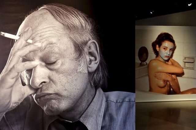 Les années libres, exposition de Pierre Dury photographe