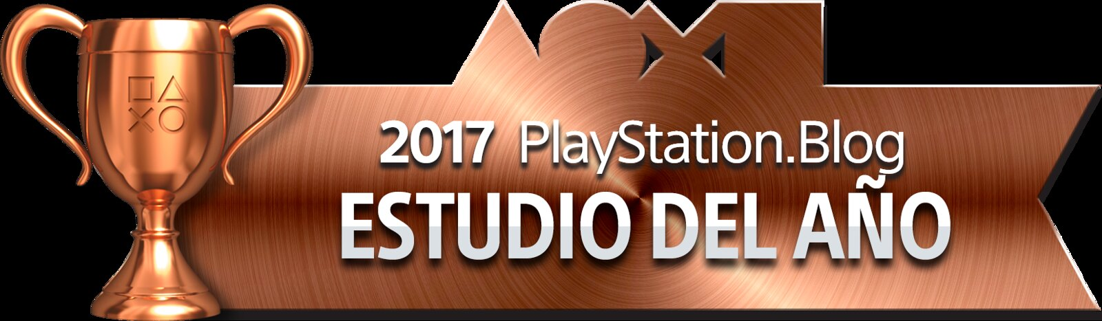 PlayStation Blog Game of the Year 2017 - Studio of the Year (Bronze)