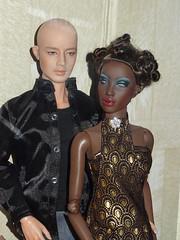 Sybarite Kumalo with Lee