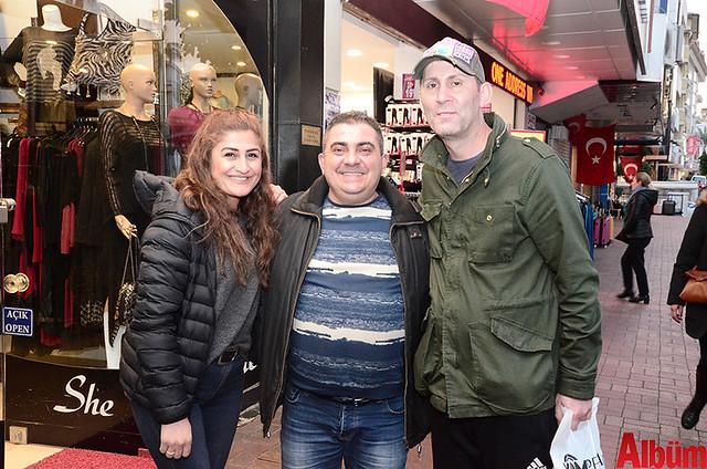 Ahmet Çevik Alanyalı hayranlarıyla buluştu.